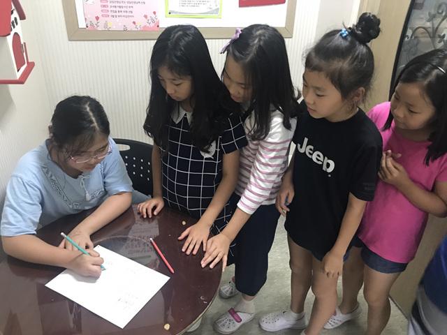 [일반] 2018학년도 또래상담부 및 또래중조단 홍보활동의 첨부이미지 1