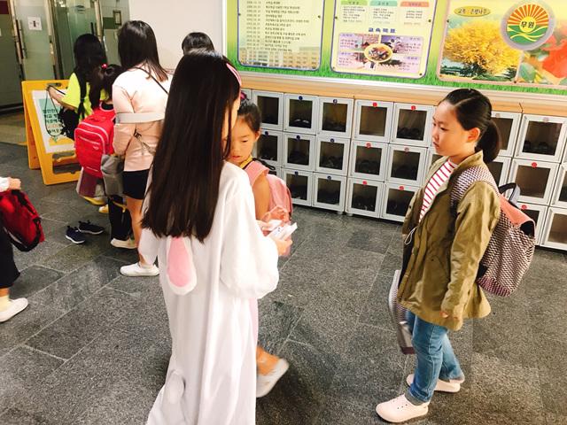 [일반] 2019학년도 Wee클래스 또래상담부 학교폭력예방캠페인의 첨부이미지 3