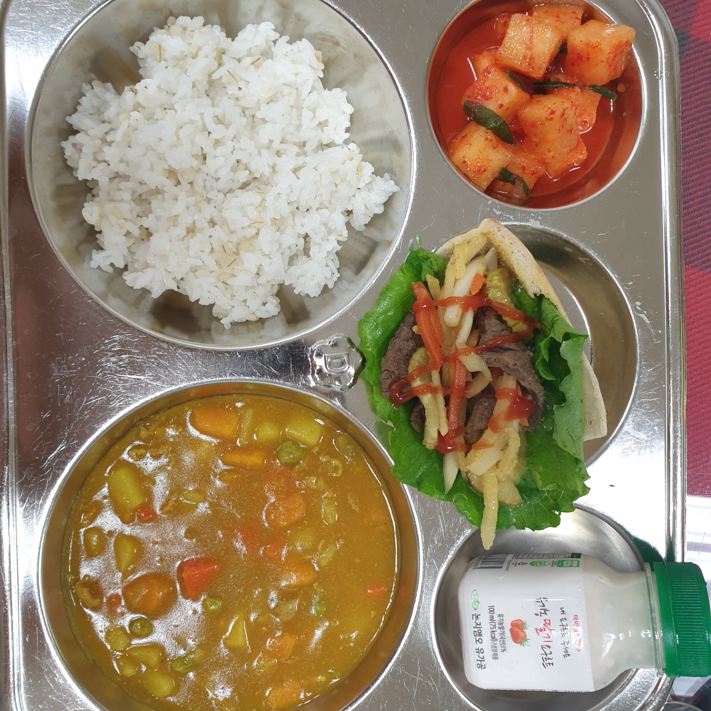[일반] 7.7 급식사진의 첨부이미지 1