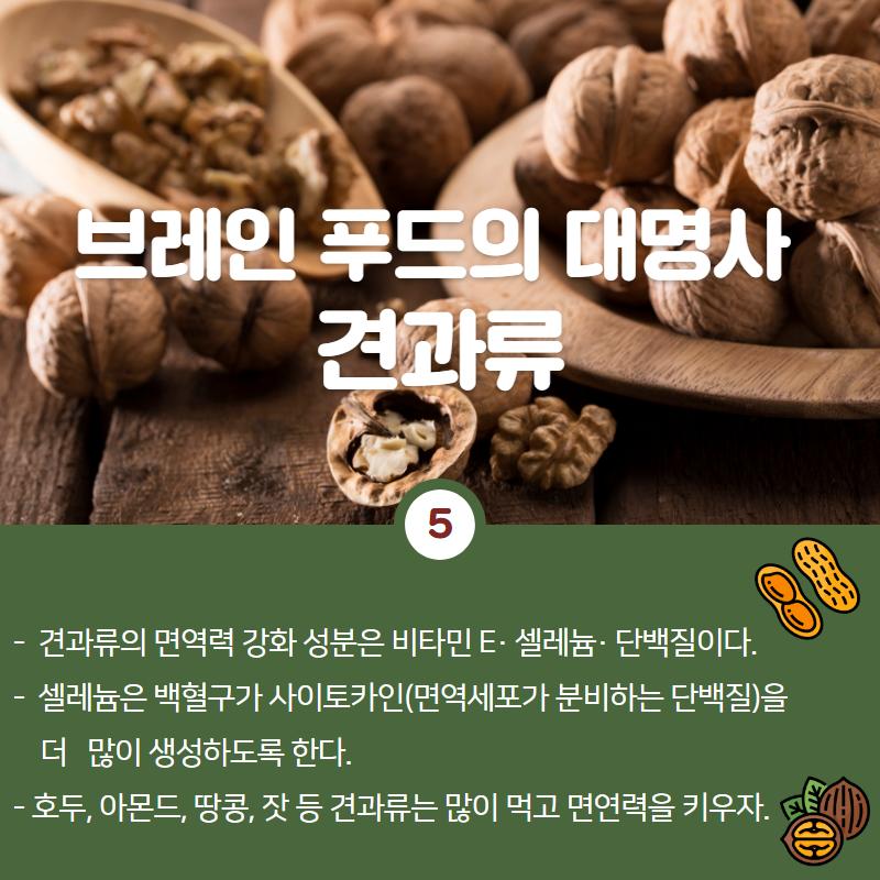 [일반] 코로나 19 면역력 강화 영양소식지 입니다.의 첨부이미지 7