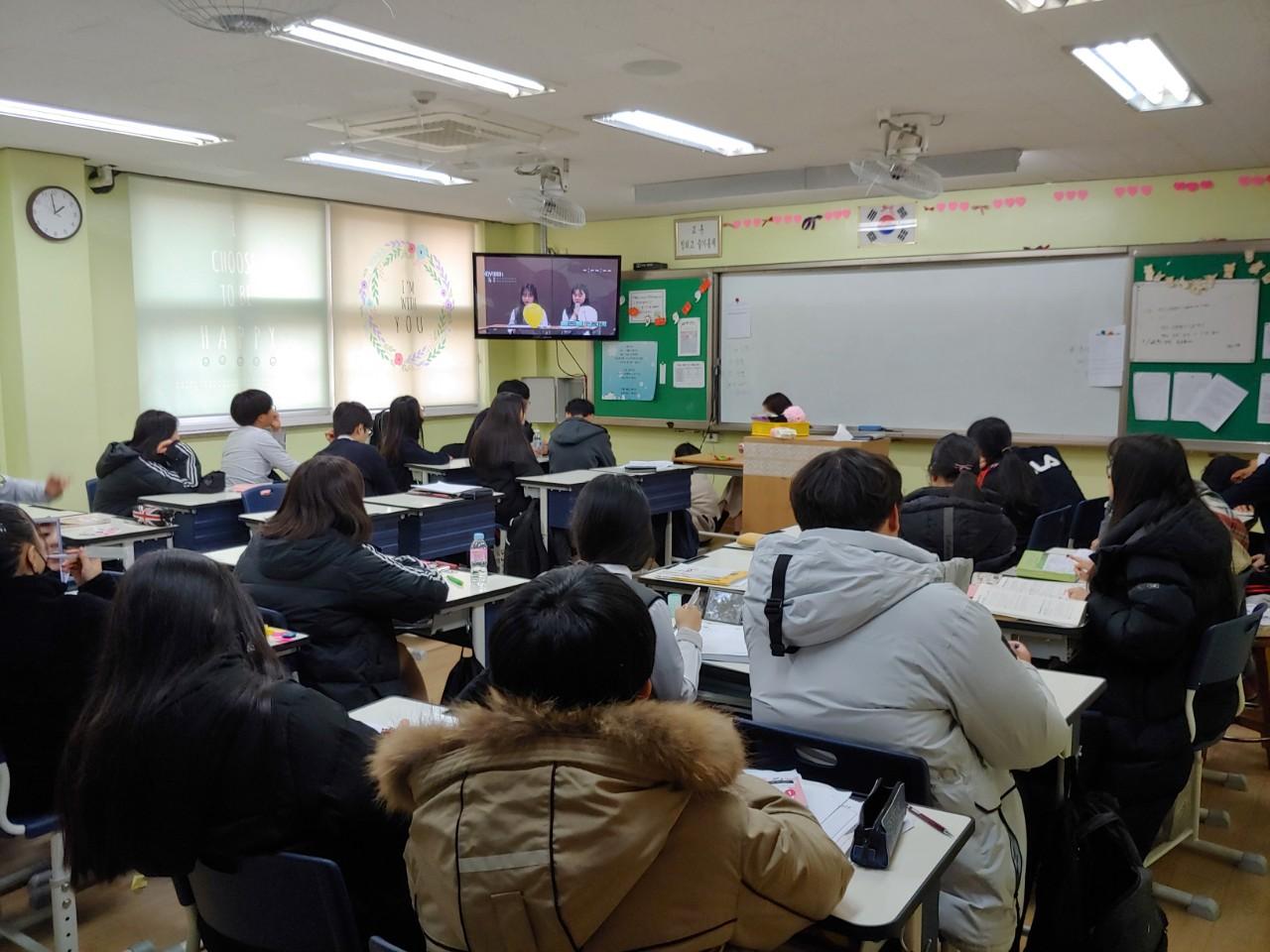 [일반] 2020학년도 신능중 학생회장·부회장 선거운동 및 후보 토론회의 첨부이미지 8
