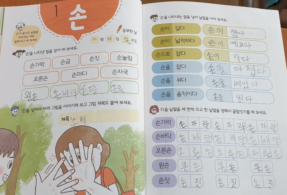 [일반] (1학년) 성장배려학년제 운영에 따른 어휘 교육의 첨부이미지 2