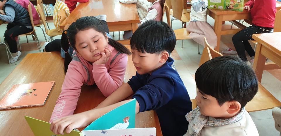 [일반] (1학년) 독서교육- 친구에게 책 읽어주기와 책갈피 만들기의 첨부이미지 2