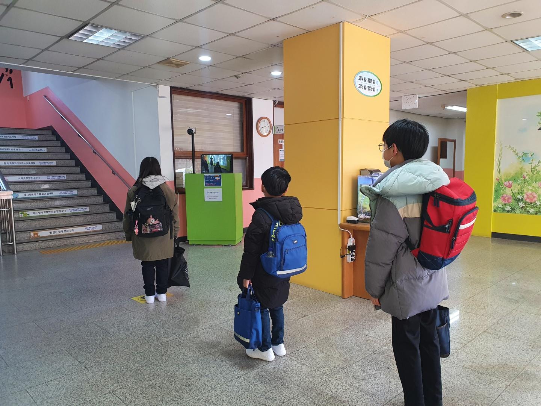 [일반] 학교 내 방역활동 안내의 첨부이미지 2