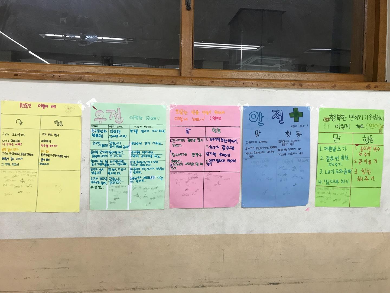 [일반] 5학년의 학급, 학년 약속의 첨부이미지 3
