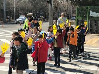 [일반] 교통안전 캠페인 활동 실시의 첨부이미지 4