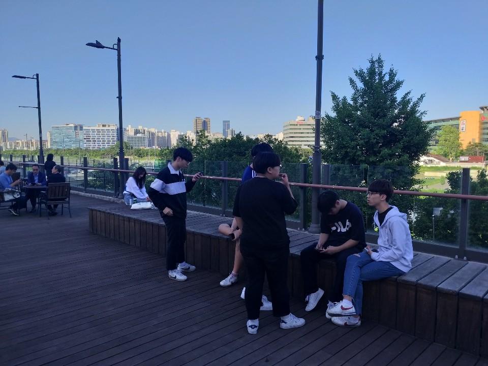 [일반] SJ서포터즈 사제동행 활동(야구장 견학)의 첨부이미지 6