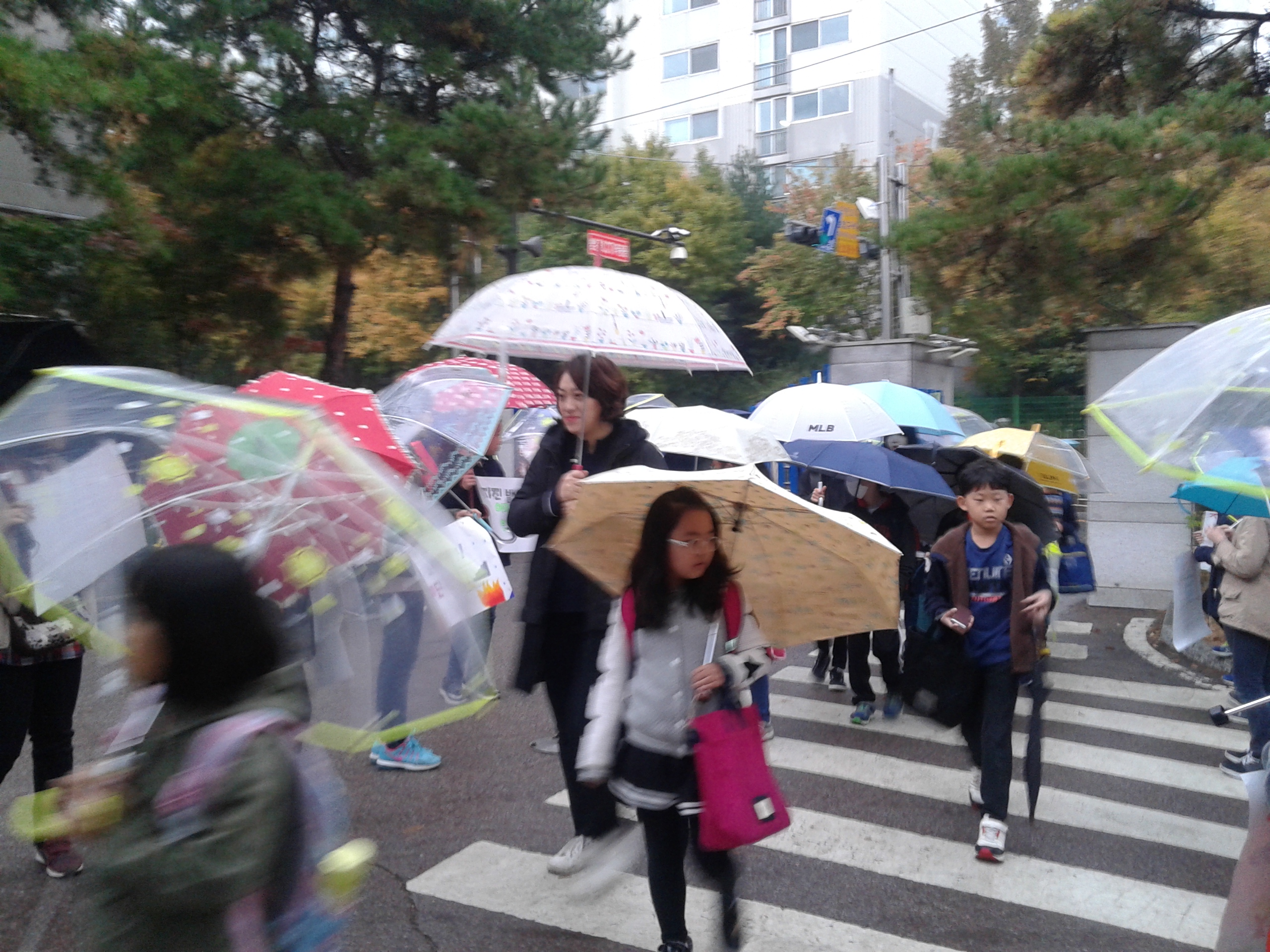 [일반] 11월 안전대응훈련 학생자치회 캠페인 사진입니다.의 첨부이미지 3